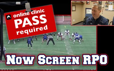 Chris Douglas: Now Screen RPO