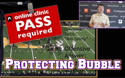 Keith Eckloff: Protecting Bubble and Now Screens From Common Defensive Adjustments