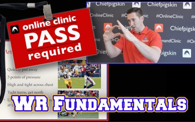 Lance Hoeltke: Wide Receiver Fundamentals & Development