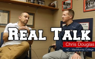 Real Talk With MacMurray's Chris Douglas