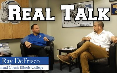 Real Talk With Illinois College Ray DeFrisco