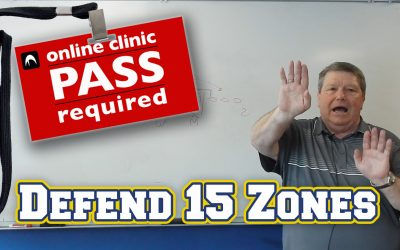 Defending 15 Zones: Augie's Dick Maloney