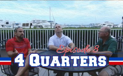 4 Quarters: E7 – Special Teams Importance, Helmet Stickers