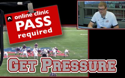Nick Davis: Getting Pressure | Rose-Hulman DC