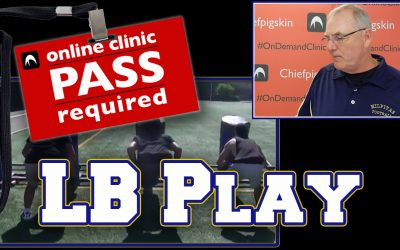 Kelly King – Milpitas HS: Linebacker Play