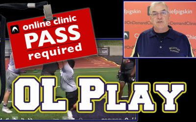 Kelly King – Milpitas HS: Offensive Line Play