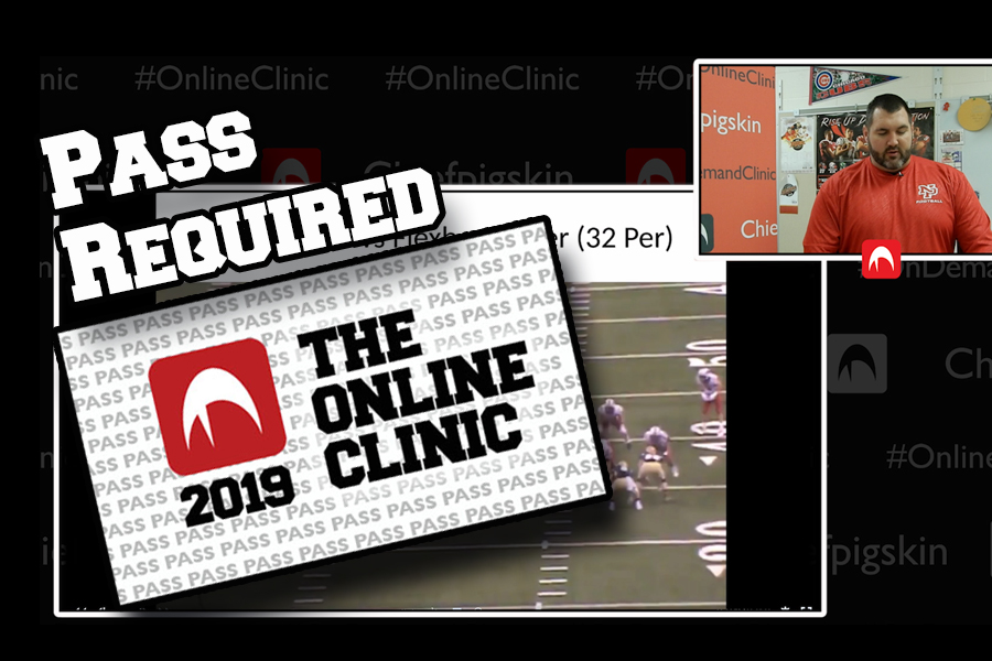 Kyle Ralph – New Palestine HS, IN: 3-3 Stack Alignment/Personnel/Coverage
