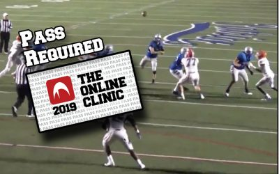 Steve Hale – Olentangy Liberty HS, OH: Air Raid Quick Game