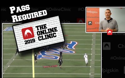 Ty Gower – Princeton HS, TX: 3×1 Coverage Variations From the 3-4
