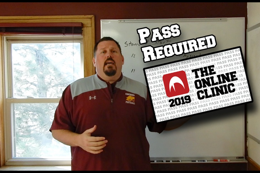 Ron Tyner – CUC (DIII): Breaking Your O Line Drills into Levels