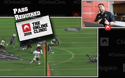 Chris DiLella – Rhodes College: Lynx 3-4 – 2nd Level Pressures and Controlled Blitzes