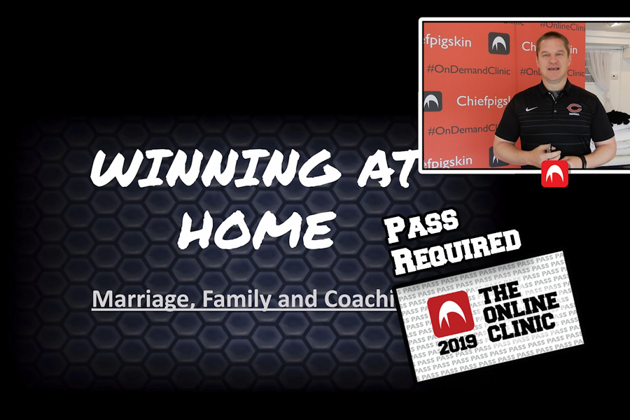 Tim Rulo – Chillicothe HS, MO: Winning at Home