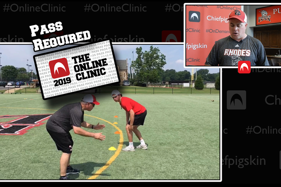 Jim Ryan – Rhodes College: Corner Back Play