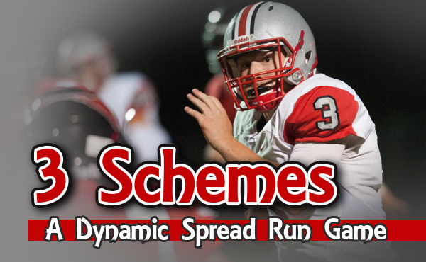 Tim Brilley: Dynamic Spread Run Game W/ Just 3 Schemes