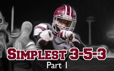 Nate Albaugh – Simplest 3-5-3: Alignment, Assignment & Personnel