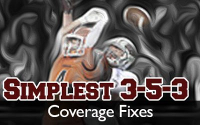 Nate Albaugh – Simplest 3-5-3: part 4 | Coverage Fixes