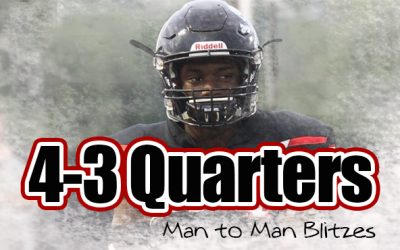 Sean Coultis: 4-3 Quarters Defense – Man Blitzes