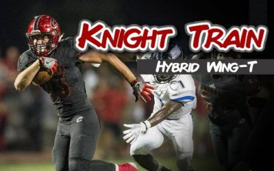 Jeremy Cordell: Knight Train Hybrid Wing-T