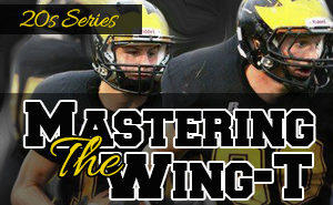 Mike Johnson: Mastering the Wing-T: 20s Series