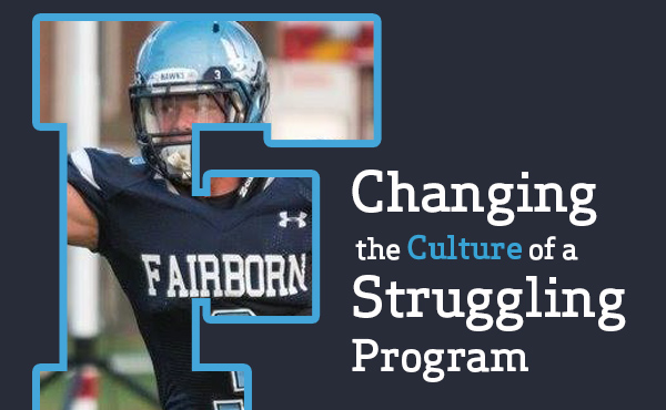 Nick Bandstra |  Changing the Culture of a Struggling Program