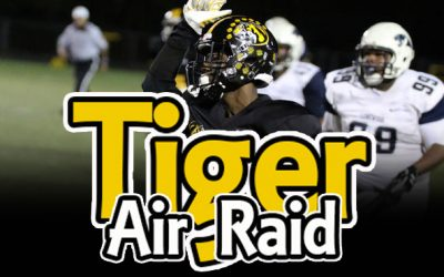 Dylan Mack | Tiger Air Raid: Out, Mesh, and Shoot