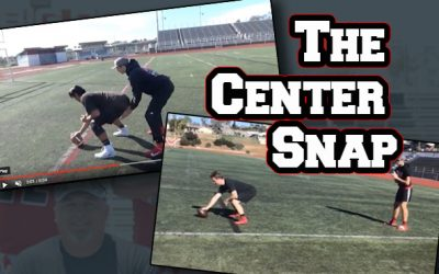 Dave Bottom | The Center Snap: Under Center, Shotgun, Dead Snap