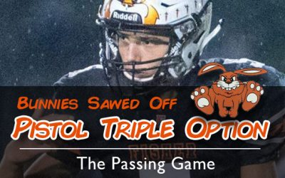 Jake Palmer | Bunnies Sawed Off Triple: Passing Game