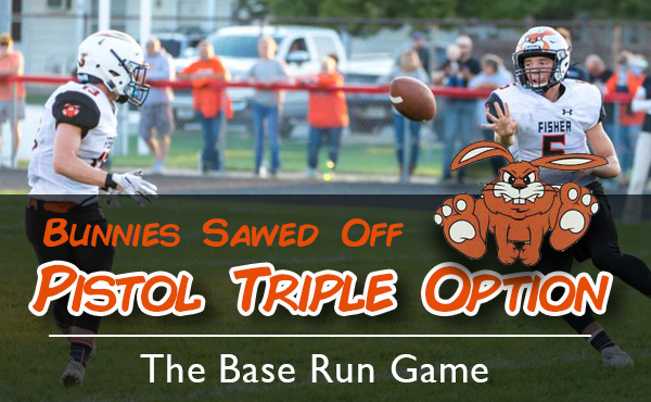 Jake Palmer | Bunnies Sawed Off Triple: Base Runs