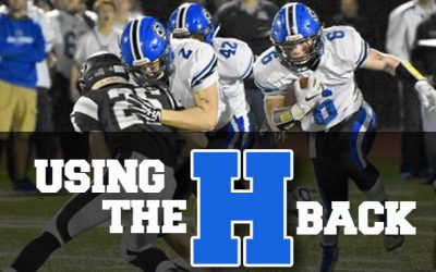 Ron Planz | Using the H Back in the Run Game