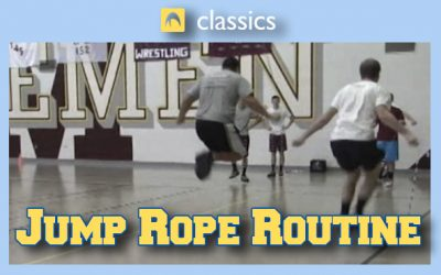 Classics | Bart Curtis – Team Jump Rope Routine