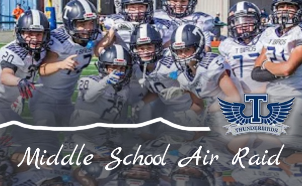 Matt Lasker | Middle School Air Raid: Turning the Tide
