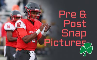 Josh Lindke | RPO Game – Pre & Post Snap Pictures