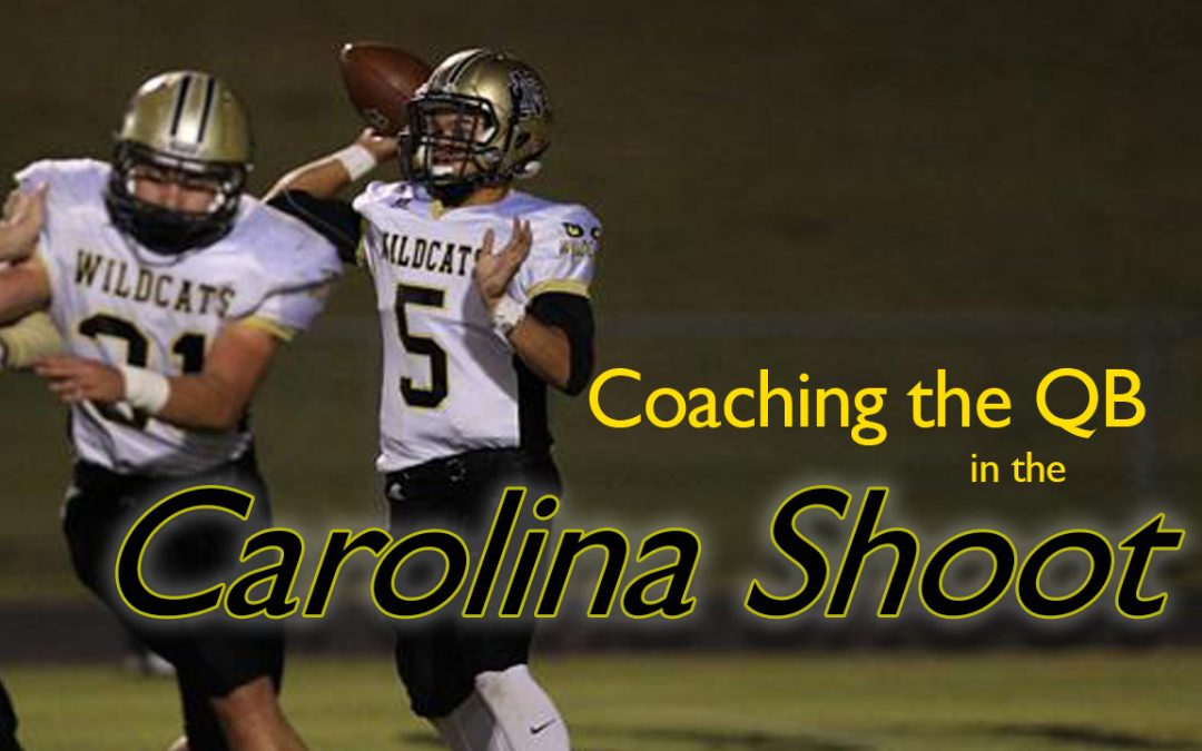 Justin Clark | Quarterbacks in the Carolina Shoot
