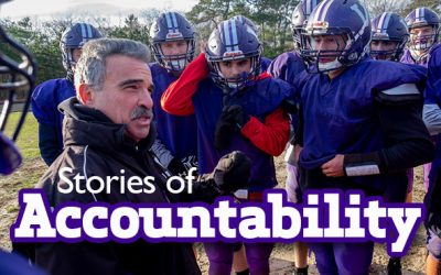 Donald Herman | Stories of Accountability, Character Building, & Discipline