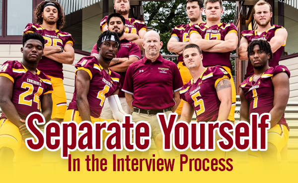 Jason Aubry | Separate Yourself In an Interview