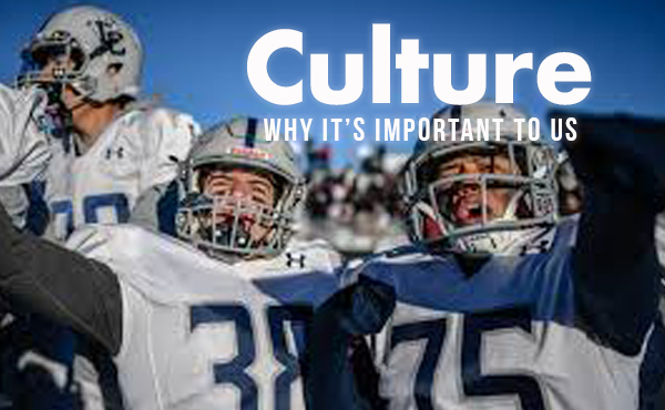 Brandon Back | Why Culture is Important to Us
