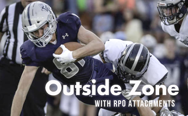 Rico Marcelli | Outside Zone With RPO Attachments