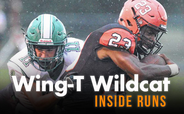 Robbi Howard | Wing-T Wildcat – Inside Runs