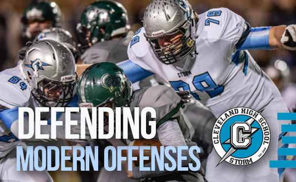 Michael LiRosi | Defending Modern Offenses w/ Quarters Coverage