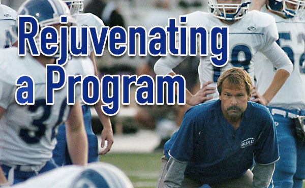 Steve Channell | Rejuvenating a Program & Sustaining Success