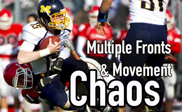 David Hay | Creating Chaos w/ Multiple Fronts and Movement