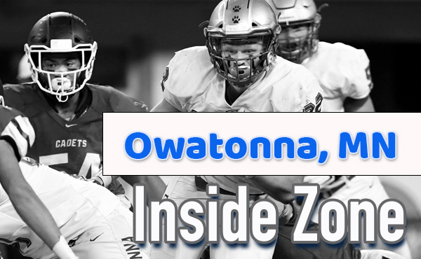 Jeff Williams | Inside Zone and the Schizophrenic Owatonna Offense