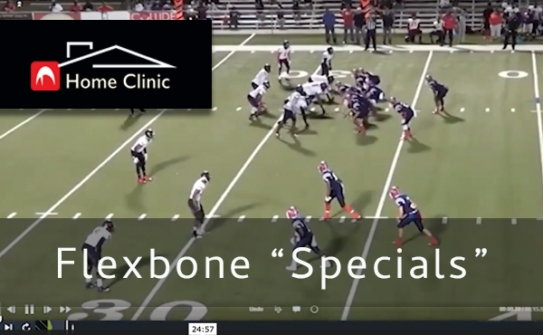"Scott Dieterich | ""Special"" Plays in a Flexbone Offense"
