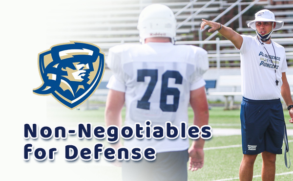 Daniel McDonald | Non-Negotiables for a Defensive Practice