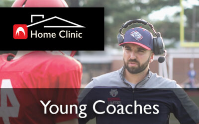 Christian Spinks | Young Coaches Getting into the Profession