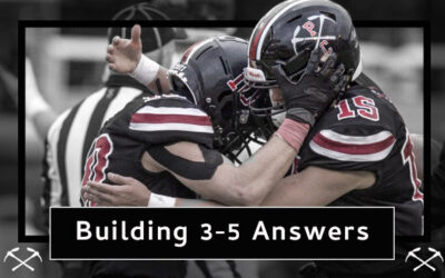 Cody Gardner | Building Answers into the 3-5